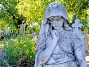 Symbolbild Friedhof