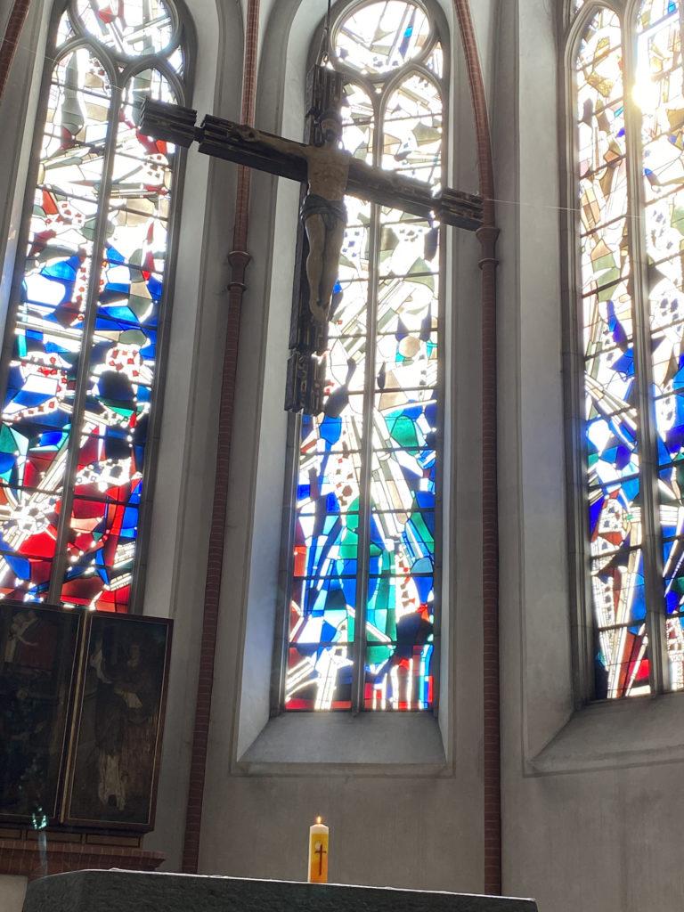 """Propst Benner: Beten in Gemeinschaft mit Papst Franziskus: """"Laß Dein Angesicht über uns leuchten, o Herr!"""""""